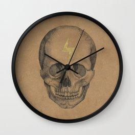 """""""26"""" Skull Wall Clock"""