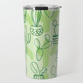 cactus lovely wallart Travel Mug