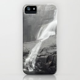 Stormy Cascade iPhone Case