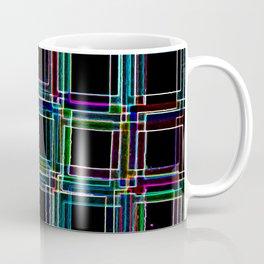 Neon Staircase Coffee Mug