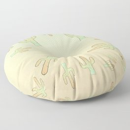 Cactus Male Floor Pillow