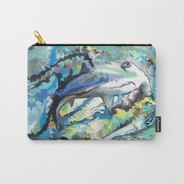 The Difficulties of the Water Soluble Shark Carry-All Pouch