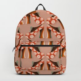 Disco Platforms – Coral Backpack