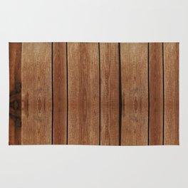 wood 3 Rug