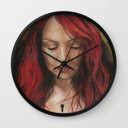 Chastity V1 Wall Clock