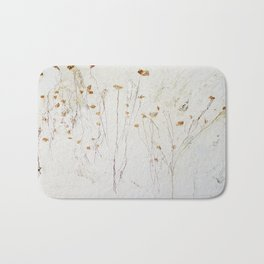 little flower Bath Mat