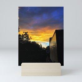 DC Sunset Mini Art Print