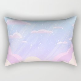 Pastel Heaven Rectangular Pillow