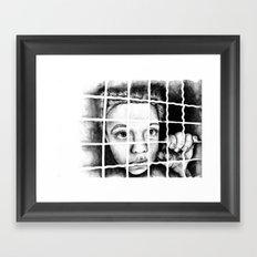 Hansel Framed Art Print