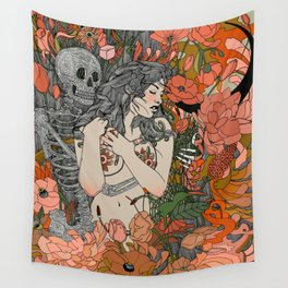 Lover Wall Tapestry