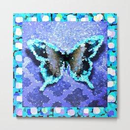 Butterfly Glow #2 Metal Print