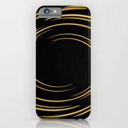 Mobile Swirl iPhone Case