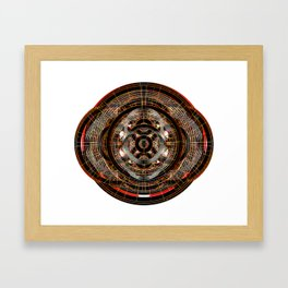 The Resonant Frequencies of Hell Framed Art Print