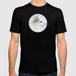 Polar Fox Profile T-shirt