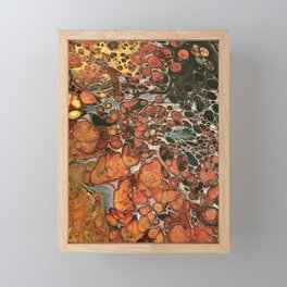 Dragons Breath Framed Mini Art Print