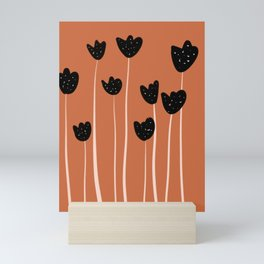 Terra Cotta Sky Mini Art Print