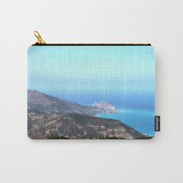 Cefalu´ vista da Pollina (Sicily) Carry-All Pouch