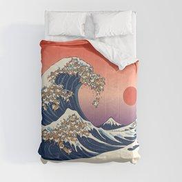 The Great Wave of Shiba Inu Comforters