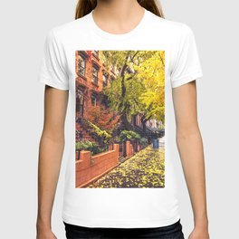 Autumn in Brooklyn T-shirt