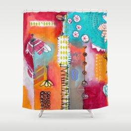 Inez Shower Curtain