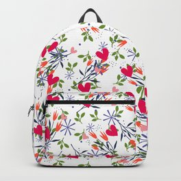 Flourish Hearty Flora Backpack