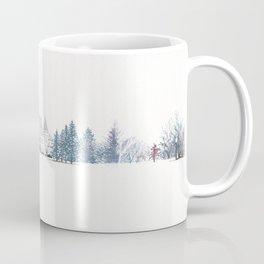 Winter Chateau Coffee Mug