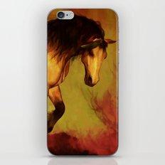HORSE - Choctaw ridge iPhone & iPod Skin