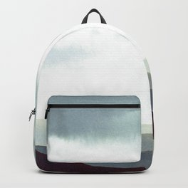Mountains Storm Backpack