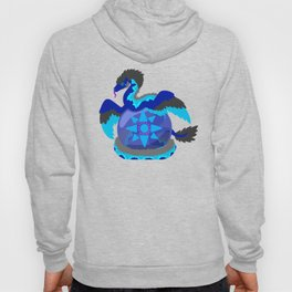Sheltering Coils Hoody