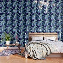 Moonlark Garden Wallpaper