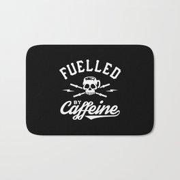 Fuelled By Caffeine Bath Mat