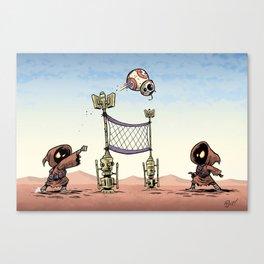 BB-Ball Canvas Print