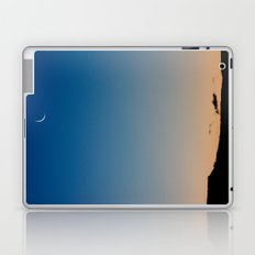 Pre-Dawn Moonrise Laptop & iPad Skin