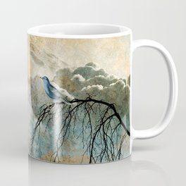 HEAVENLY BIRD II Coffee Mug