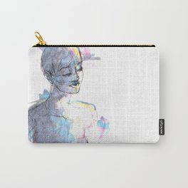 Sketched Proportions Carry-All Pouch