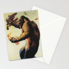 King Kong 1933 Stationery Cards