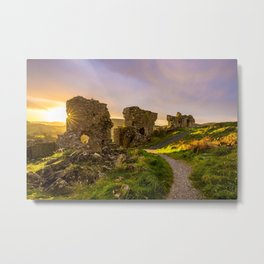 Rock of Dunamase 1 Metal Print