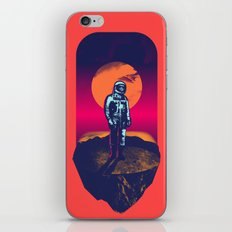 Awakening in a Strange Land iPhone & iPod Skin