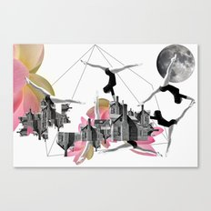 Magical Attack Canvas Print