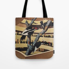 Art Museum Tote Bag