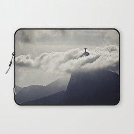 Cristo Redentor Laptop Sleeve