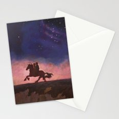 The Scorpio Races Stationery Cards