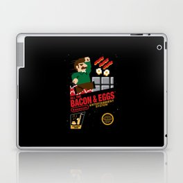 All the Bacon and Eggs Laptop & iPad Skin