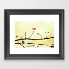 Little Breakthroughs Framed Art Print