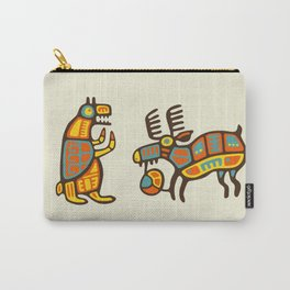 Moose & Bear Carry-All Pouch