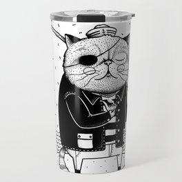 Fishercat Travel Mug