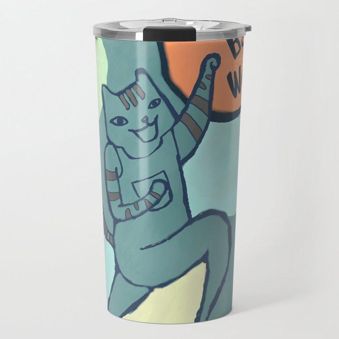 BTW Travel Mug