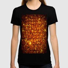 Copper Sparkle T-shirt