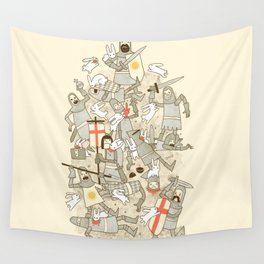 Bad Tempered Rodents Wall Tapestry