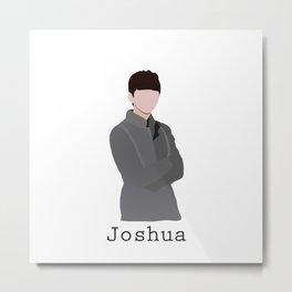 Seventeen - Joshua Metal Print